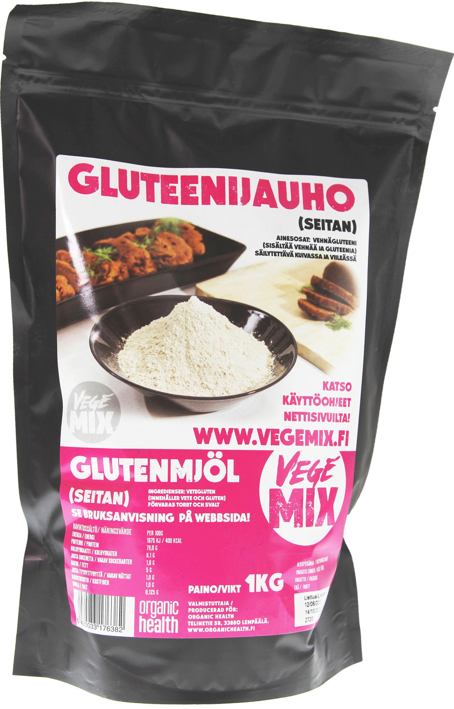 Gluteenijauho - Vegemix